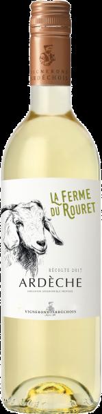 La Ferme du Rouret Blanc I.G.P. 2019
