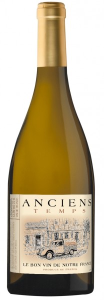 Anciens Temps Sauvignon - Chardonnay VdF 2019