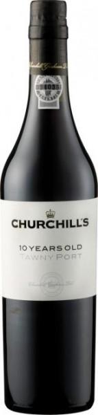 Churchill's 10 Year Old Tawny Port 0,5l 19,5% Vol.