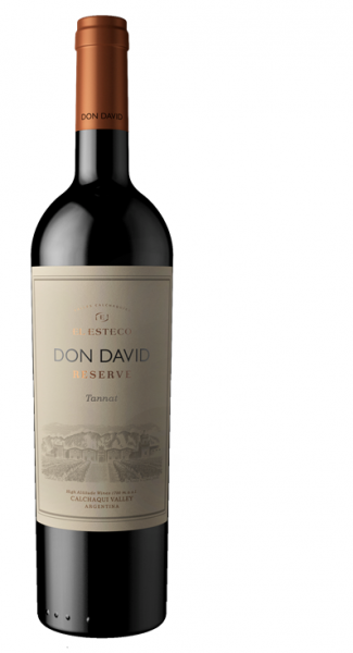 Don David Tannat Reserve 2015/16