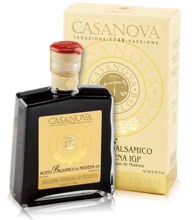 Aceto Balsamico di Modena IGP 10 Jahre Casanova 0,25l