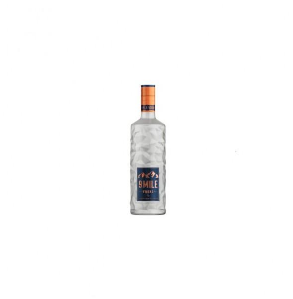 9 Mile Vodka 0,7l 37,5% Vol.