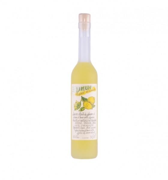 Liquore al Limone Limoncello Valverde 0,5l 30% Vol.
