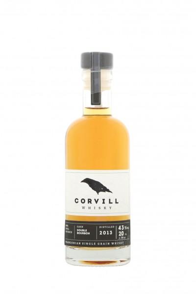 CORVILL Single Grain Whisky 0,2l 43% Vol.