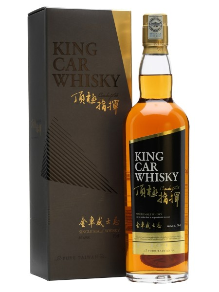 Kavalan King Car Conductor Single Malt Whisky 0,7l 46% Vol.