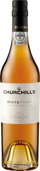 Churchill's Dry White Port 0,5l 19,5% Vol.