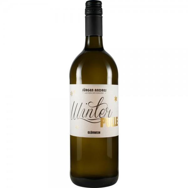 Winterpulle Glühwein Weiß 1l Weingut Andres