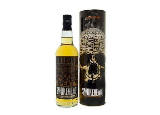 Smokehead Rock Edition Islay Single Malt Whisky 43% Vol. 0,7l