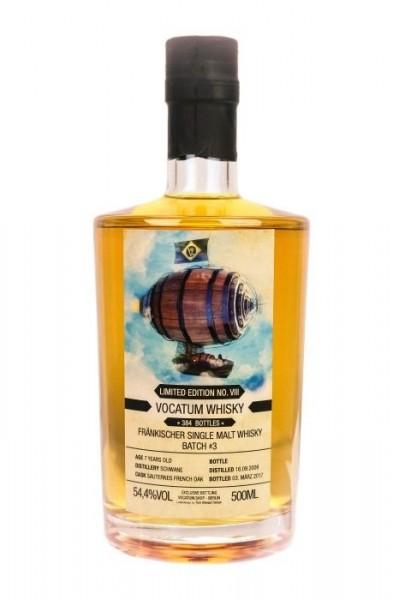 Schwane Single Malt Whisky Limited Edition No. VIII 0,5l 56,4% Vol.