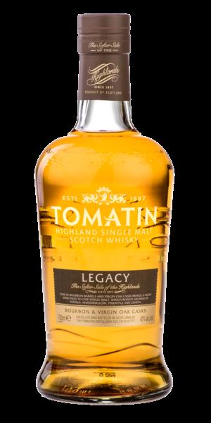Tomatin Legacy Highland Single Malt Whisky 43% Vol. 0,7l