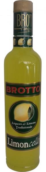 Limoncello - Liquore al Limone Brotto 0,7l 25% Vol.