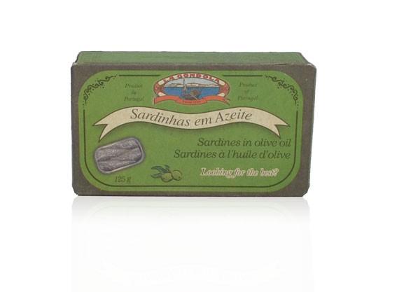 Sardinen in Olivenöl La Gondola 84g