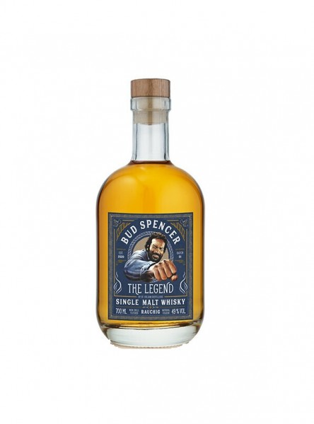 Bud Spencer The Legend rauchig Single Malt Whisky 0,7l 46% Vol. Batch 1