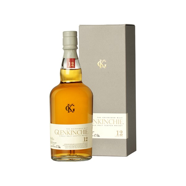 Glenkinchie 12 Jahre Single Malt Whisky 0,7l 43% Vol.