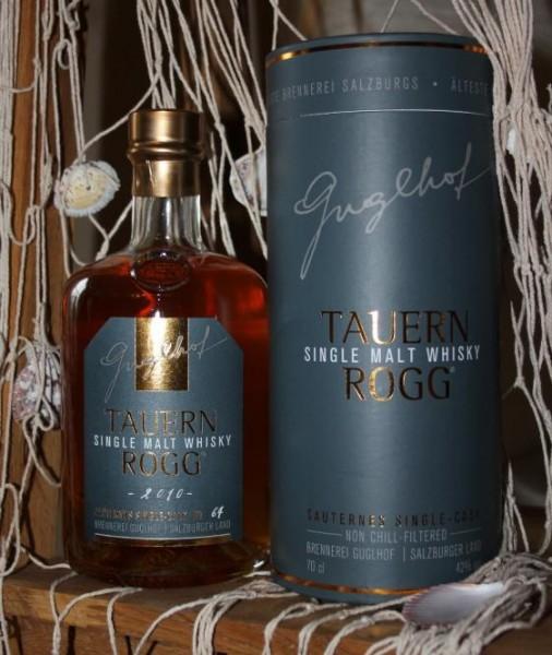 TauernROGG Vintage 2010 Single Malt Whisky 0,7l 42% Vol.