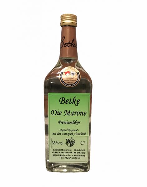 Betke Die Marone Likör 0,7l 35% Vol.