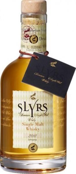 SLYRS Bavarian Single Malt Whisky 2011 43% 0,35l
