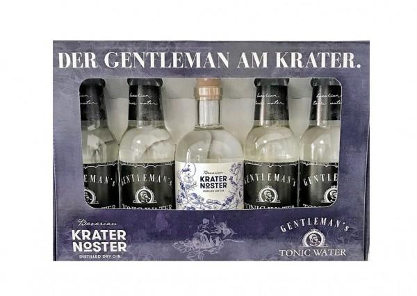 "Gentleman´s Gin & Tonic Box "" Der Gentleman am Krater."""