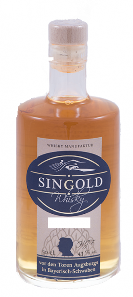 Sin Gold Islay Blended Malt Whisky 46% 0,5l