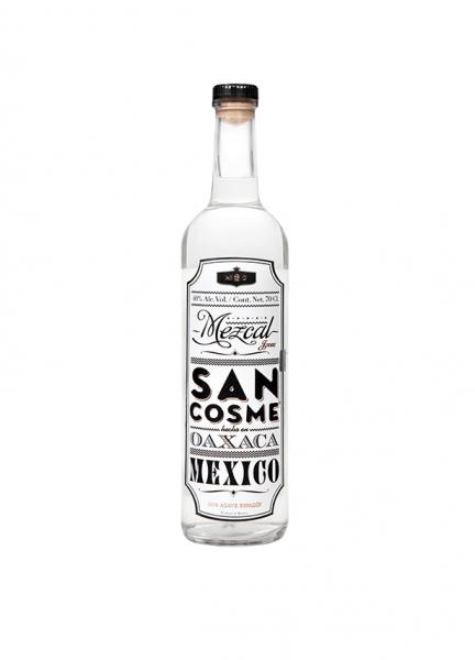 Mezcal San Cosme 0,7l 40% Vol.