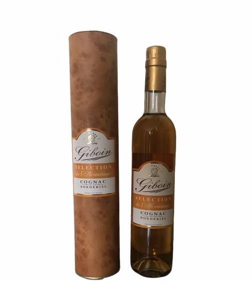Cognac Sélection de l'Hermitage 0,5l 40% Vol.
