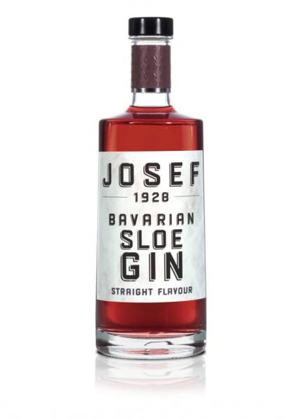 Josef Bavarian Sloe Gin Straight Flavour 0,5l 25% Vol.