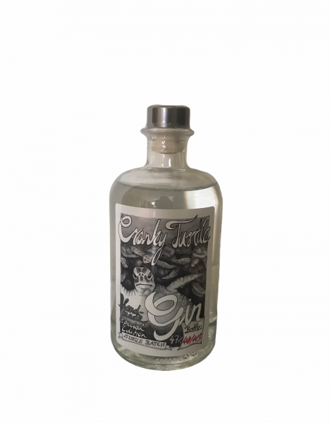Cranky Turtle Single Batch Gin 0,5l 47% Vol.
