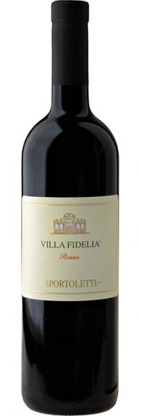Villa Fidelia Rosso IGT 2009 Sportoletti