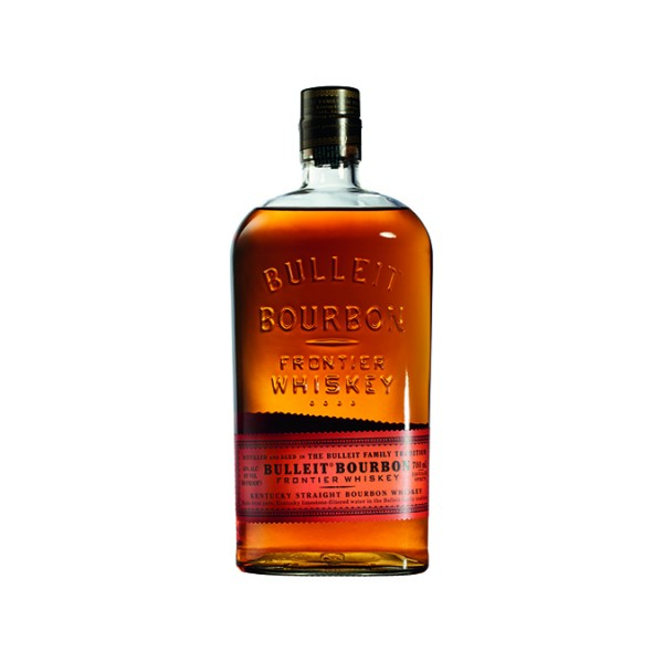 Bulleit Kentucky Straight Bourbon Whisky 0,7l 45% Vol.