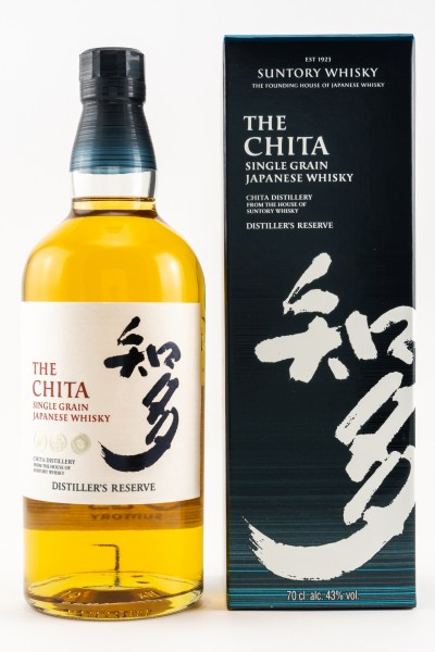 The Chita Single Grain Japanese Whisky 0,7l 43% Vol.