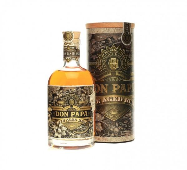 Don Papa Rye Cask Rum 0,7l 45% Vol.