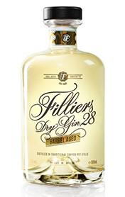 Filliers Dry Gin 28 Barrel Aged 0,5l 43,7% Vol.