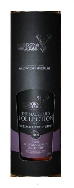 Bunnahabhain Vintage 2006 G&M Collection 0,7l 43% Vol.