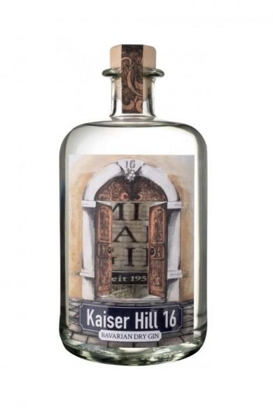 """Kaiser Hill 16 Dry Gin """"Mia San Gin"""" 0,7l 42%"""
