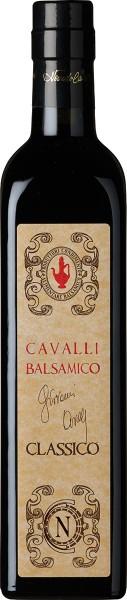 Condimento Balsamico Cavalli Classico 0,5l