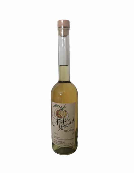 Apfelbrand (Calvadosart) 0,5l 42% Vol.