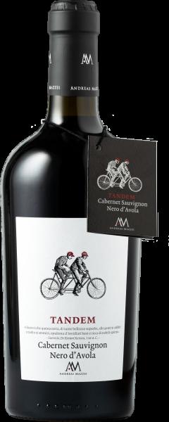 Tandem DOP Cabernet Sauvignon – Nero d´Avola 2018