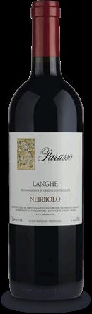 Parusso Langhe Nebbiolo DOC 2017 0,75l