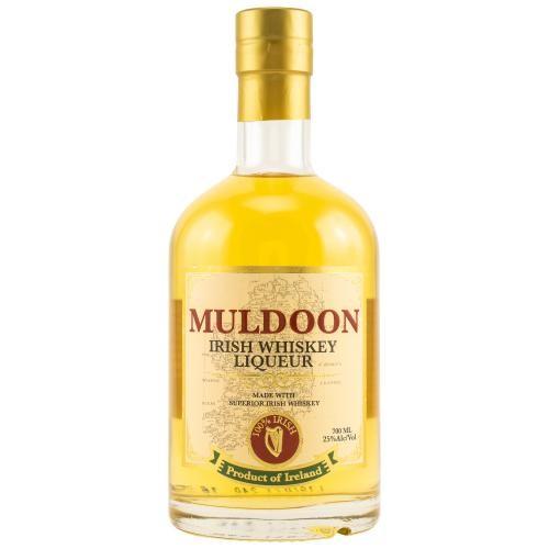 Muldoon Irish Whiskey Likör 0,7l 25% Vol.