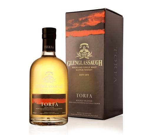 Glenglassaugh TORFA Richly peated Highland Single Malt Whisky 50% Vol. 0,7l