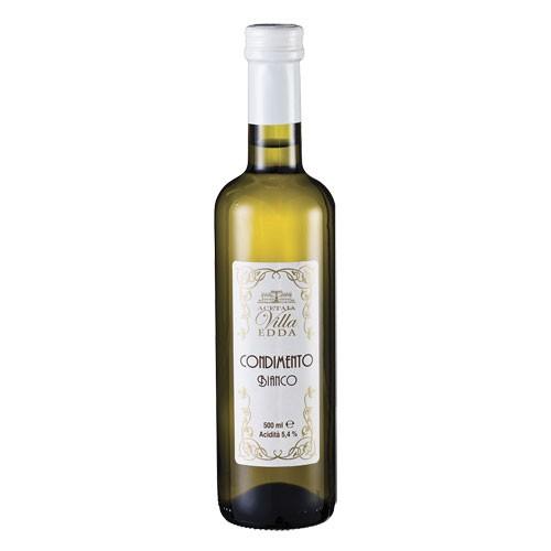 Condimento Balsamico Bianco Villa Edda 500ml