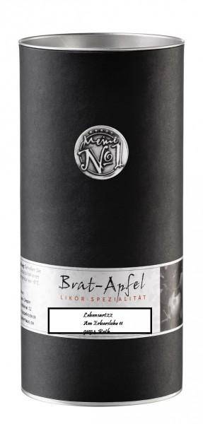 Brat - Apfel Likör mit Geschenkdose 20% 0,5l
