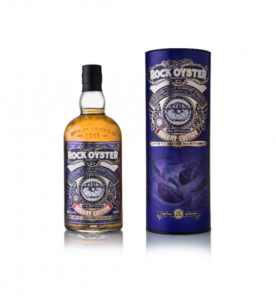 Rock Oyster Sherry Edition 0,7l 46,8% Vol.