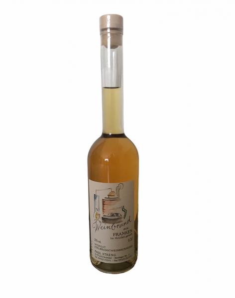 Weinbrand 0,5l 37% Vol. Paul Streng