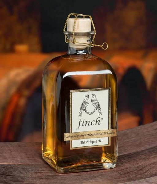 finch® Schwäbischer Hochland Whisky Barrique R 0,5l 42% Vol.