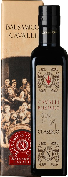 Condimento Balsamico Cavalli Classico 0,25l