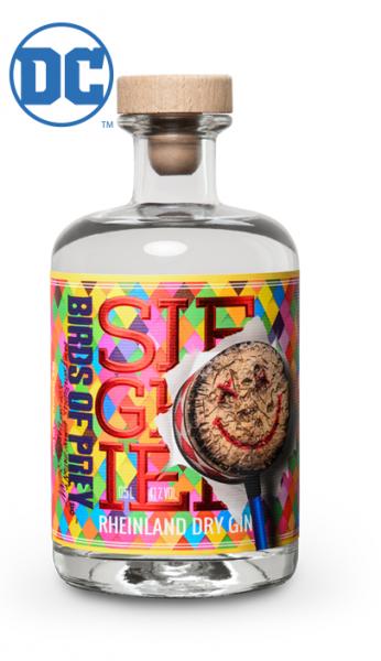 """""""Birds of Prey"""" Siegfried Rheinland Dry Gin 0,5l 41% Vol."""