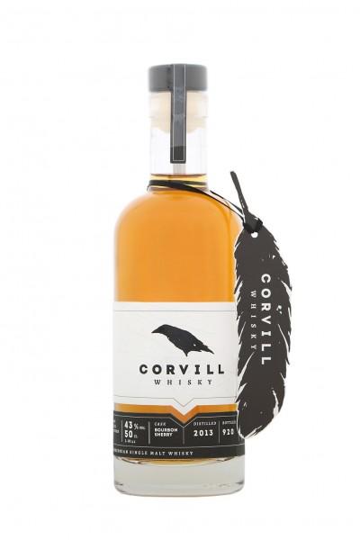 CORVILL Single Malt Whisky 0,2l 43% Vol.