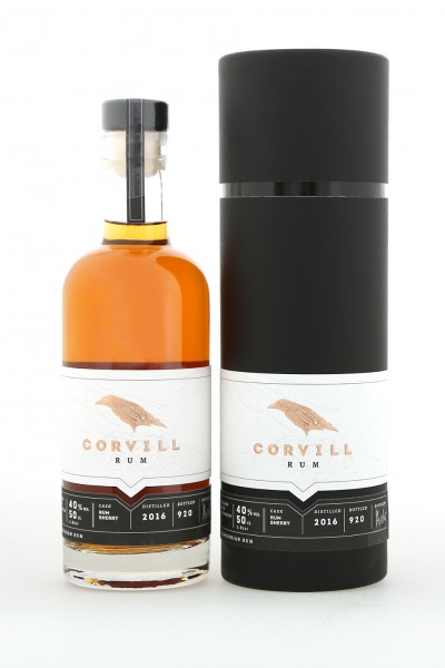 CORVILL Rum 0,5l 40% Vol. Gößwein
