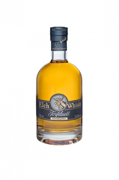 Elch Whisky Torfduett #1 Single Malt Whisky 50,6% Vol.